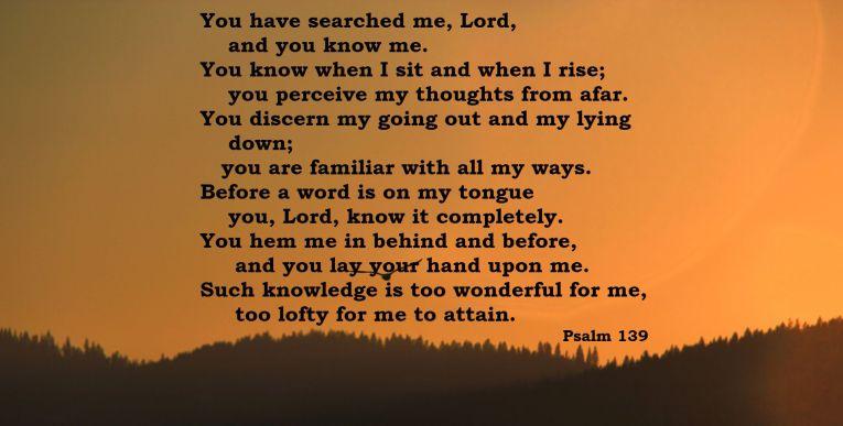 psalm 139-3
